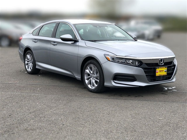 New 2019 Honda Accord 1.5T LX CVT Sedan