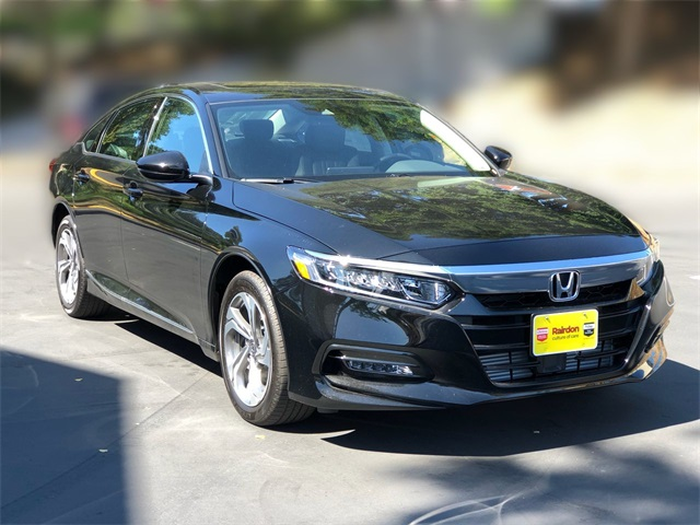 New 2019 Honda Accord 1.5T EX-L CVT