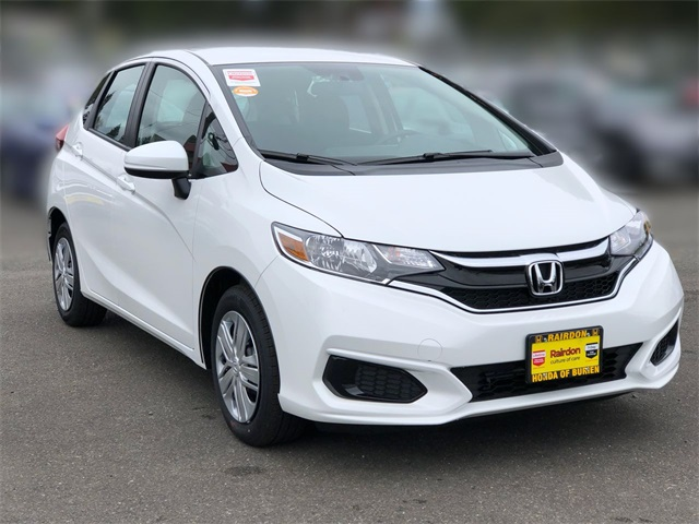 New 2019 Honda Fit 1.5L LX CVT