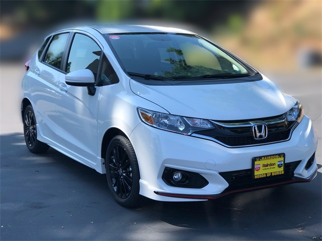 New 2019 Honda Fit 1.5L Sport CVT