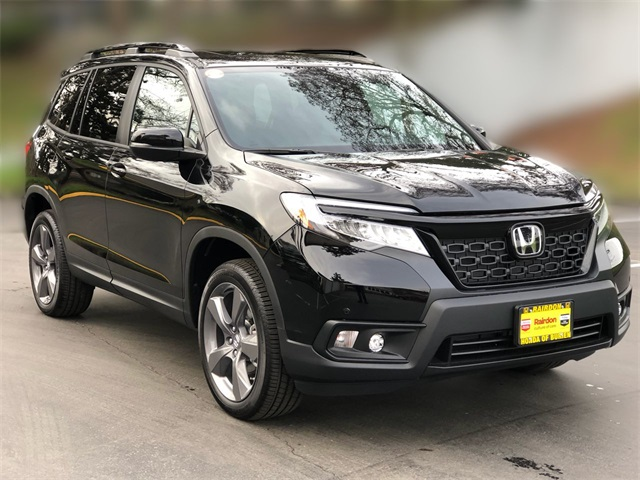 New 2020 Honda Passport 3.5L Touring AWD