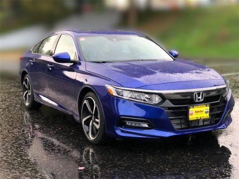 New 2020 Honda Accord Sport 2.0T