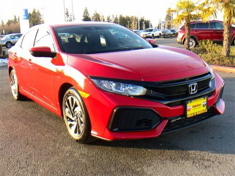 New 2019 Honda Civic LX